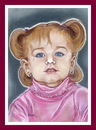 Cartoon: Ecaterina 1 (small) by Kidor tagged child kidor