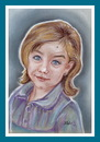 Cartoon: Ecaterina 2 (small) by Kidor tagged child,kidor