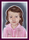 Cartoon: Sabina (small) by Kidor tagged child kidor