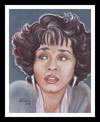 Cartoon: R.I.P.Whitney Houston! (small) by Kidor tagged whitney,houston,kidor,singer,actress,iralia,vasile