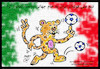 Cartoon: iran in world cup (small) by Hossein Kazem tagged iran,in,world,cup