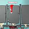 Cartoon: Bad Cookies (small) by tonyp tagged arp,tonyp,santa,cookies,xmas