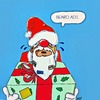 Cartoon: Beard ads (small) by tonyp tagged arp santa xmas arptoons anthony acpritch2