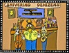 Cartoon: CD cover (small) by tonyp tagged arp,cats,pot,music,shivering,den,toons,wacom,dogs,animals,games,cartoons,space,dreams,ipad,camera,tonyp,chickens
