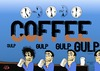 Cartoon: Coffee time (small) by tonyp tagged arp,coffee,time,break,buzz