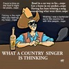 Cartoon: Cowboy song makings (small) by tonyp tagged arp,arptoons,cowboy,song,anthony