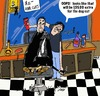 Cartoon: Say wha? (small) by tonyp tagged arp,hair,cut,barber