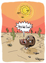 Cartoon: What the Hell... (small) by Marcelo Rampazzo tagged usa economic situation obama