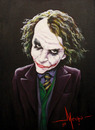 Cartoon: Joker (small) by Mecho tagged joker