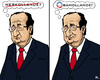 Cartoon: Obamollande (small) by RachelGold tagged france,germany,usa,francoise,hollande