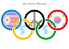 Cartoon: Olympic Peace (small) by RachelGold tagged olympic,games,north,and,south,korea,peace