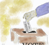 Cartoon: The Popular Vote (small) by cgill tagged future,generational,action,politics,environment