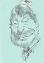 Cartoon: Chris Rea (small) by zed tagged chris,rea,england,song,writer,musician,rock,and,roll,blues,artist,portrait,caricature