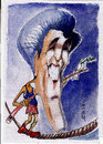 Cartoon: john kerry (small) by zed tagged john,kerry,usa,politician