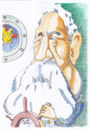 Cartoon: Jules Verne (small) by zed tagged jules,verne,nantes,france,writer,portrait,caricature