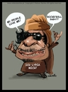 Cartoon: kadafi cartoon (small) by Caricaturas tagged kadafi cartoon