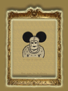 Cartoon: the ape in history-no.10-mickey (small) by schmidibus tagged mickey mouse walt disney comic lupo googy mini disneywelt ikone