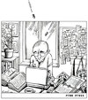 Cartoon: Free_press (small) by firuzkutal tagged freedom,of,speech,media,head,expression,kutal,firuzkutal,book,demonstration,protest,meeting,scream,voice,press,assassionation,kill,journalism,travel,worlds,word