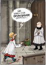 Cartoon: Organspende (small) by andre sedlaczek tagged organspende,organhandel,spender