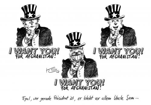 Immer Uncle Sam