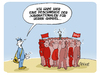Cartoon: Gabriels Finger (small) by FEICKE tagged gabriel,spd,sozialdemokraten,beleidigung,jung,nationale