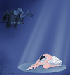 Cartoon: ballet (small) by Elkin tagged ballet arts