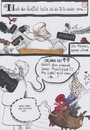 Cartoon: Noah 4 (small) by secretcircle tagged noah,witz,huhn,hahn,giraffe,bibel,natur,sintflut,tiere,paar,gir