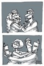 Cartoon: Cuentas (small) by martirena tagged facturas