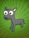 Cartoon: A random Xoloitzcuintli (small) by kellerac tagged xoloitzcuintli,cartoon,caricatura,dog,perro,mexican,kellerac