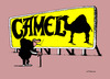 Cartoon: Camel (small) by Dubovsky Alexander tagged camel,reclame,cigarettes,smokie