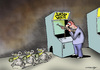 Cartoon: Chemical game (small) by Dubovsky Alexander tagged chemical,game,politics,egypt