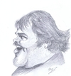 Cartoon: Jack Black (small) by cabap tagged caricature