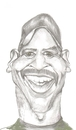 Cartoon: Kevin Eubanks (small) by cabap tagged caricature