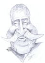 Cartoon: Sergio Aragones (small) by cabap tagged caricature
