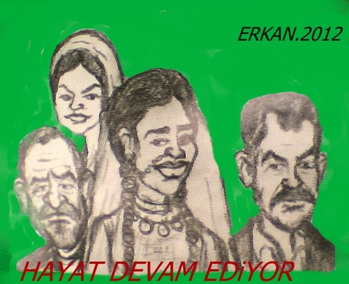 Cartoon: dizi film (medium) by SiR34 tagged film