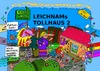 Cartoon: Cover (small) by Leichnam tagged cover,tollhaus,cartoons,cartoonbuch
