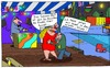 Cartoon: Sommerfest (small) by Leichnam tagged sommerfest,tanzen,flotte,sohle,musik,herr,sywall,hilde,zu,ende