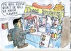 Cartoon: China kauft (small) by Jan Tomaschoff tagged wirtschaft,china