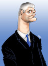 Cartoon: Laurent Wauquiez (small) by Damien Glez tagged laurent,wauquiez,republican,france