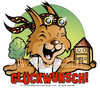 Cartoon: Cartoon Character Design (small) by FeliXfromAC tagged eichhorn chipmunk felix alias reinhard horst design line character mascot sympathiefigur germany aachen illustrator cartoon comic illustration eichhörnchen lesen manga zeichner comicbook artist