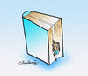 Cartoon: CHILD RIGHTS (small) by halisdokgoz tagged child,rights
