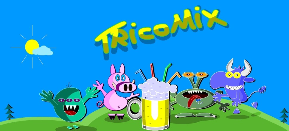 Tricomix's banner