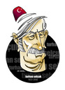 Cartoon: GRAND MASTER TURHAN SELCUK (small) by donquichotte tagged abdulcanbaz