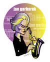 Cartoon: JAN GARBAREK (small) by donquichotte tagged jan