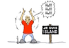 Cartoon: Je suis Island (small) by Marcus Gottfried tagged island,england,fussball,europameisterschaft,fifa,europa,norden,achtelfinale,je,suis,charlie,iceland,hu,tanz,schlachtruf,freude,marcus,gottfried,cartoon,karikatur
