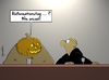 Cartoon: Reformationstag (small) by Marcus Gottfried tagged halloween,kürbis,feiertag,kirche,reformationstag,cool,uncool,luther,glaube,bildung,freude,marcus,gottfried,cartoon,karikatur