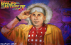 Cartoon: Michael j fox as Dr. Emmett brow (small) by matan_kohn tagged michael,fox,emmett,brown,back,to,the,future,bttf4,funny,matan,kohn,movie,cinema
