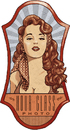 Cartoon: Hour Glass Photo (small) by frostyhut tagged woman,women,portrait,photography,logo,hair,redhead,vintage,retro,nostalgia
