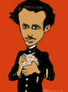Cartoon: Jean Cras (small) by frostyhut tagged cras,french,composer,kitten,cat,cigarette,caricature