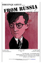 Cartoon: ODEONQUARTET poster (small) by frostyhut tagged shostakovich classical quartet russia music suit tie glasses